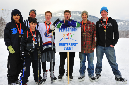 Pemberton Winterfest, Photo by Dave Steers